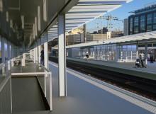 Platform 02 looking at 04